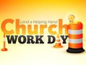 Church Work Days