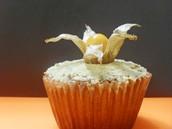 Cupcake de Aguaymanto