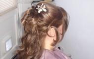 Hair -up