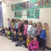 Tell a Story,  Kindergarten Unit 3