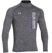 1/4 Zip Under Armour Twisted Tech (Available in Women's Cut)