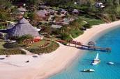 World famous resort