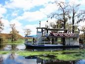 Caddo Lake Steamboat Company