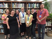 Meet your Austin ISD Librarians