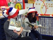 Read Across America Week - Dr. Seuss Day