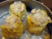 seafood shumai