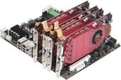 Multiple Video Card In A Computer