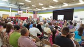 Over 100 grandparents came!