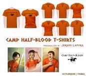 All Camp Half-Blood shirts