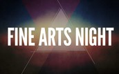Fine Arts Night