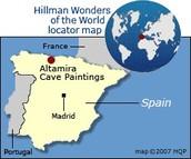 Las Cuevas en España