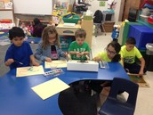 Ready Set Teach Jr. Students Ready to Serve and Teach!!
