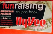 HY-VEE COUPON BOOKS - $10