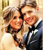 Jensen and his wife