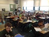 Mr. Stafford's Third Grade Class