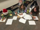 Nonfiction writers at work