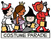 Costume Parade 10/31/16