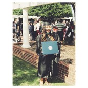 Jessica Kim - Graduated with Masters in Education