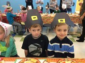 K - 1 Thanksgiving Feast