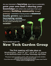 Garden Club Meeting