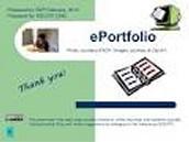 ePortfolio Directions: