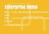 Enterprise Demo