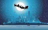 Santa Claus-Haiku