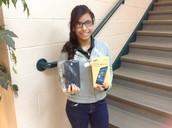AR Reading Contest Winner
