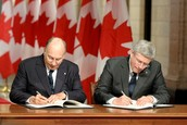 Canada's commitment to gender equality