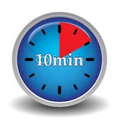 10-minute Evaluations