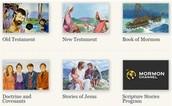 Finding Scriptures