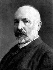About Georg Cantor