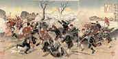 1904 -1905 Russo Japanese War