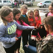 Thank you, Vici FFA students, for a great day at the Petting Zoo!
