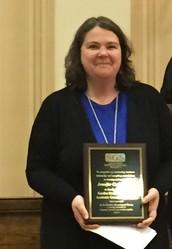 2016 Annual Meeting Award Recipients