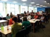PBIS Meeting For September: Tina Cascone as Facilitator