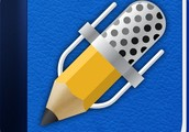 Send a document from eBackpack to Notability