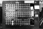 Alan Turing's 'Bombe'