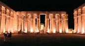 LTAA needs you to help build the Luxor Temple!