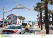 Flagler Beach Drive On