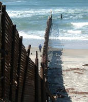The US/Mexico Border