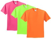 Tuesday - Neon Day