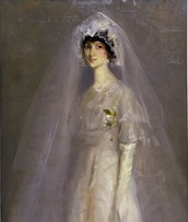 """The Museum of Nebraska Art representatives will give background history and discuss """"How MONA came to be with the help of Henri's the Bride."""" How the museum acquired this painting by Cozad's celebrated artist, Robert Henri.  Plan to join us!"""