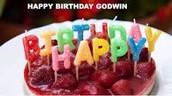 Happy Birthday to Godwin on Friday!