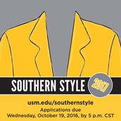 Apply for Southern Style