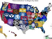 College, where?