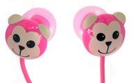 Animal earphones: $9.99