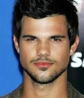 Twilights Taylor Lautner as Sam