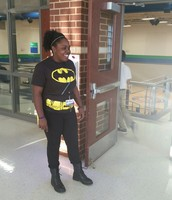 Super Hero's for Education = Teachers