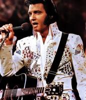 Elvis Presley's Major Outift